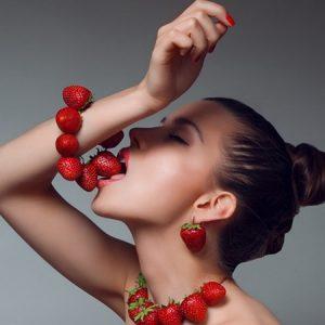 نكهات للجسم ومنتجات قابلة للأكل